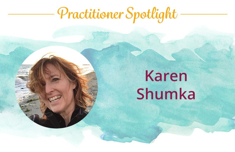 Karen Shumka, a Discover Healing practitioner of The Emotion Code and The Body Code